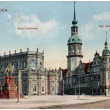 Dresden Castle Postcard — Stock Photo #10228087