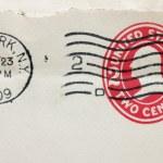New York Stamp — Stock Photo #10268219