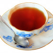 Stock Photo: Cap of Tea