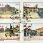 Italian Towns — Stock Photo