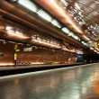 Subway station to Paris — Stock Photo