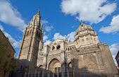 Kathedraal van toledo, spanje — Stockfoto