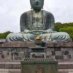 Great Buddha of Kamakura, Japan — Stock Photo #10088814