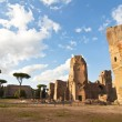 Royalty-Free Stock Photo: Baths of Caracalla in Rome, Italy