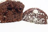 Gâteau au chocolat — Photo