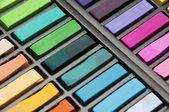 Kullanılan pastel — Stok fotoğraf