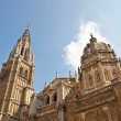 Cathedral of Toledo - Lizenzfreies Foto