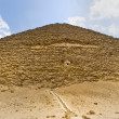 Pyramid of Dahshur — Stock Photo