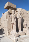 Temple of Karnak, Egypt — Stockfoto