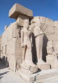 Temple of Karnak, Egypt — Stock Photo