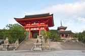 Templo no japão — Fotografia Stock