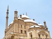 Alabaster-moschee in kairo — Stockfoto