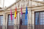 Rådhuset i toledo, Spanien — Stockfoto