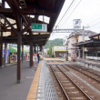 Enoden Fujisawa Station in Japan — Photo