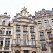 Building  Maison des Brasseurs,Brussels - Stock Photo