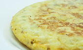 Spanish Potato Omelet — Stock Photo