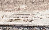 Temple of Hatshepsut , Luxor, Egypt — Foto de Stock