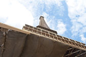 Torre eiffel, paris — Foto Stock