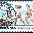 Stamp Collection Spain — Stock Photo #10207316