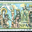 Royalty-Free Stock Photo: Stamp Collection Spain