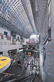 Kyoto station, Japan — Stock Photo