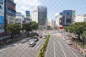 Shibuya crossing,Tokyo — Stock Photo