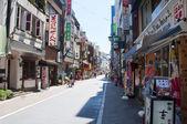 Distrito de kichijoji en tokio, japón — Foto de Stock