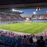 Постер, плакат: Vicente Calderon soccer stadium