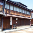 Traditional japanese house — Stock Photo