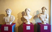 Capitoline Museums Rome, Italy — Stock Photo