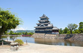 Matsumoto Castle,Japan — Stock Photo