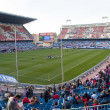 Постер, плакат: Vicente Calderon soccer stadium Madrid Spain
