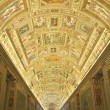 Roofs of the Vatican Museums — Stockfoto