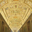 Roofs of the Vatican Museums — Zdjęcie stockowe