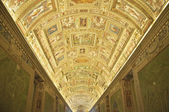 Roofs of the Vatican Museums — Stock Photo