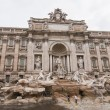 Trevi Fountain, Rome - Stock Photo