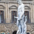 Royalty-Free Stock Photo: The fountain of Neptune in Florence
