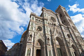 Basilica of Santa Maria del Fiore in Florence — Stock Photo