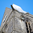 ストック写真: Church of Sainte-Mère-Église