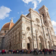 Cathedral of Santa Maria del Fiore — Stock Photo