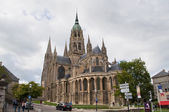 Cathedral of Bayeux, France — Stock Photo