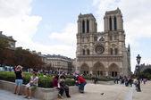 Notre Dame, Paris — Stock Photo