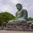 Buddha of Kamakura,Japan — Stock Photo
