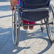 Wheelchair — Stock Photo #10490172
