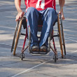 Wheelchair — Stock Photo #10490391