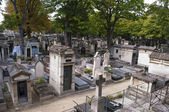 Cemetery en Paris — Stock Photo