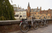 Brujas, Bélgica — Foto de Stock