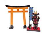 Japanese souvenir — Stock Photo