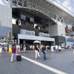 ������, ������: Kyoto station Japan