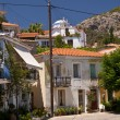 building on samos — Stock Photo #10077891